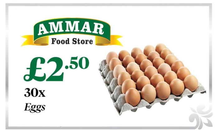 30x Eggs for £2.50 image
