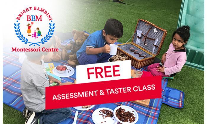 Free Assessment & Taster Class image