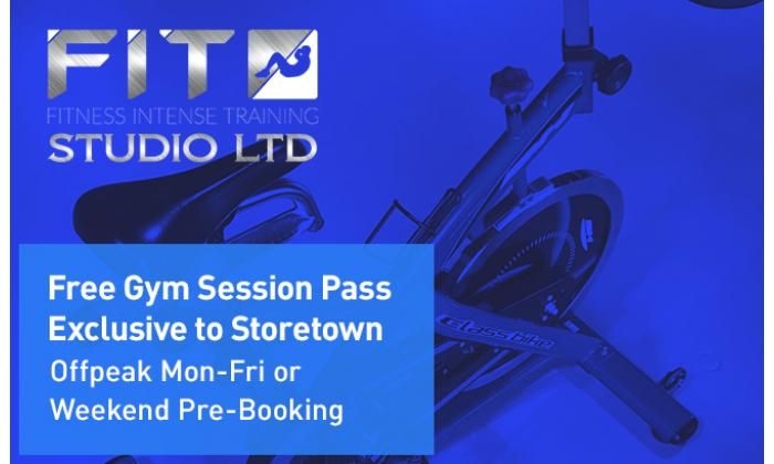 Free Session Pass - Exclusive to Storetown image
