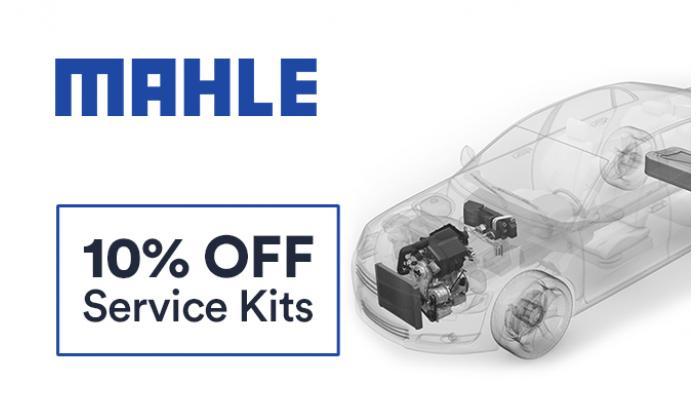 10% Off MAHLE Service Kits image