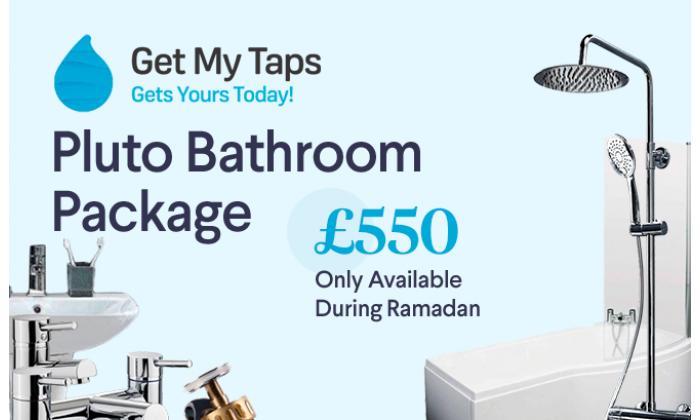 Ramadan Bathroom Package - £550 image